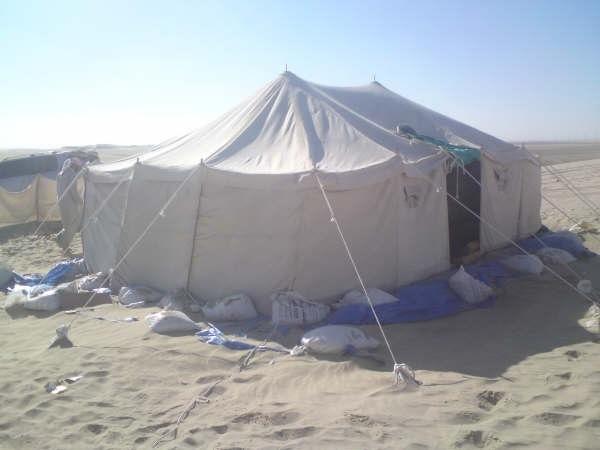خيمة الصرامي ابوظبي مدونة اطناب